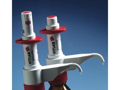 德国VITLAB微量、固定瓶口移液器 瓶