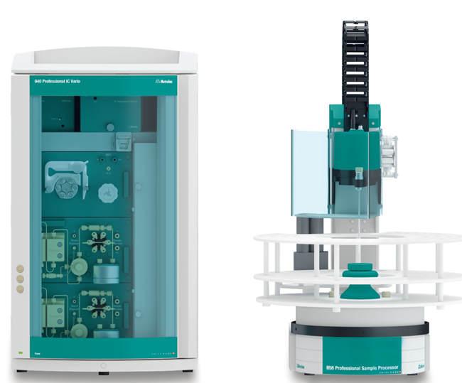瑞士万通智能离子色谱仪系统